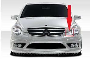 Новые Фары Mercedes