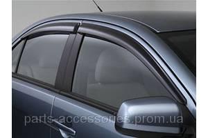 Новые Ветровики Mitsubishi Lancer X