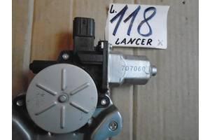 б/у Моторчик стеклоподьемника Mitsubishi Lancer X