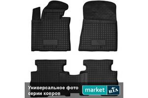 Ковёр салона Citroen Berlingo груз.