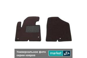 Ковры салона Smart Fortwo