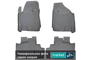 Ковёр салона Volkswagen Golf Plus