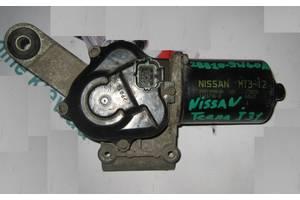 б/у Моторчики стеклоочистителя Nissan X-Trail