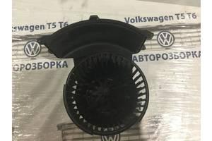 б/у Моторчик печки Volkswagen T5 (Transporter)