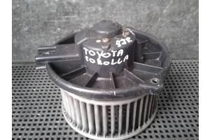 б/у Моторчики печки Toyota Corolla