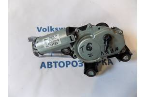 б/у Моторчик стеклоочистителя Volkswagen T5 (Transporter)