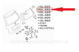 Новые Эмблемы Mercedes GL 350