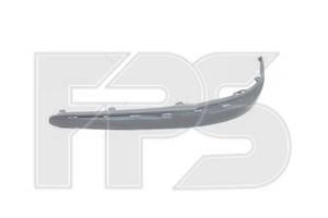 Бампер передний Mercedes 211