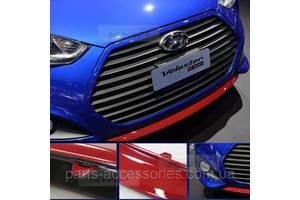 Новые Бамперы передние Hyundai Veloster
