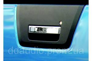 Крышка багажника Nissan Navara