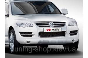 Бампер передний Volkswagen Touareg