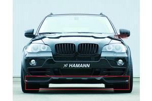 Новые Накладки бампера BMW X5 M