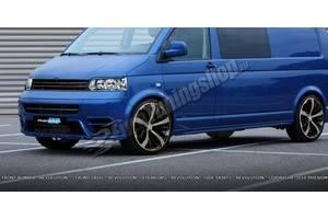 Новые Накладки порога Volkswagen T5 (Transporter)