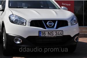 Фара противотуманная Nissan Qashqai