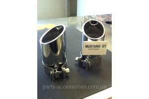 Новые Глушители Ford Mustang GT