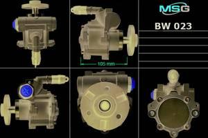 Новые Насосы гидроусилителя руля BMW 5 Series