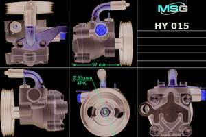 Новые Насосы гидроусилителя руля Hyundai Getz