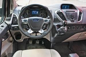 Автомагнитола Ford Tourneo Custom