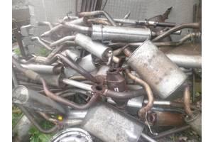 приймальні труби Opel Vectra B
