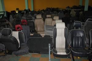 Сидения Seat Ibiza