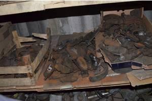 Тормозные колодки комплекты Mercedes Vito груз.