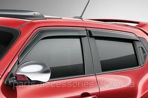 Новые Ветровики Nissan Juke