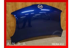 б/у Капот Nissan Micra