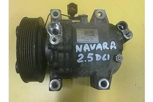 Компрессор кондиционера Nissan Navara