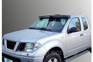 Стекло лобовое/ветровое Nissan Navara