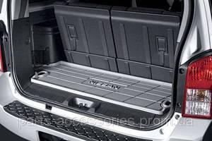 Новые Ковры багажника Nissan Pathfinder