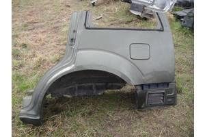 Четверть автомобиля Nissan Pathfinder