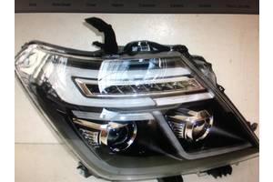 Новые Фары Nissan Patrol