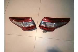 Фонари задние Nissan Qashqai