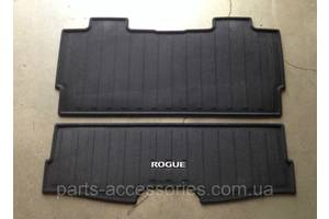 Новые Ковры багажника Nissan Rogue