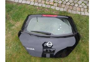 б/у Крышка багажника Nissan TIIDA
