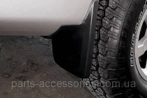 Новые Брызговики и подкрылки Nissan Titan