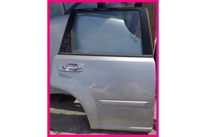 Дверь задняя Nissan X-Trail