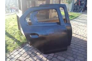 Новые Двери задние Renault Logan