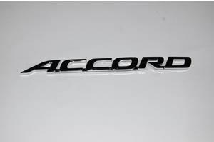Новые Эмблемы Honda Accord