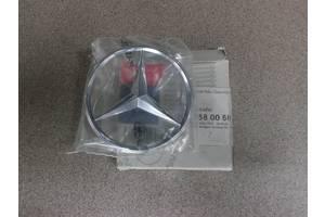 Новые Эмблемы Mercedes C-Class