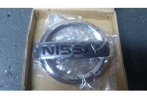 Новые Эмблемы Nissan Murano