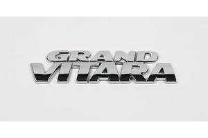 Новые Эмблемы Suzuki Grand Vitara