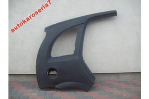 Новые Крылья задние Opel Meriva