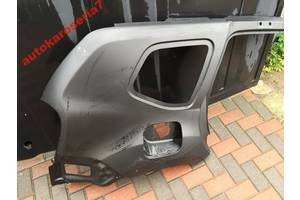 Новые Крылья задние Renault Duster