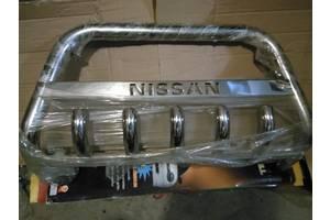 Новые Защитные дуги Nissan Terrano II