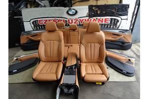 Новые Сидения BMW 5 Series