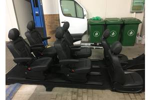 Новые Сидения Mercedes Viano груз.