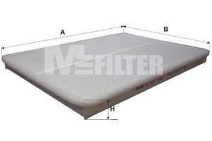 Новые Фильтры салона бумажные Daf XF 105