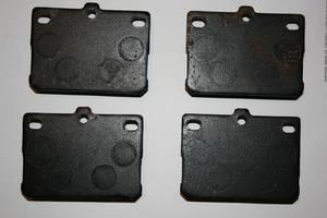 Новые Тормозные колодки комплекты Mazda