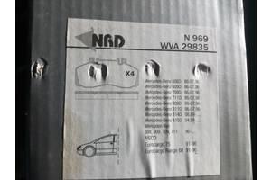 Новые Тормозные колодки комплекты Mercedes T2